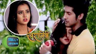 Swara Returns As Lakshya's Lover?   Swaragini   Colors