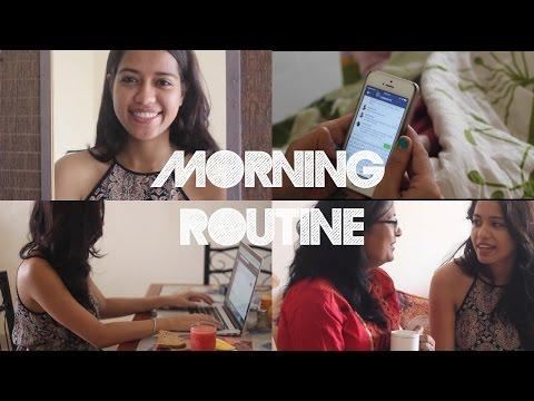 My Morning Routine | Debasree Banerjee