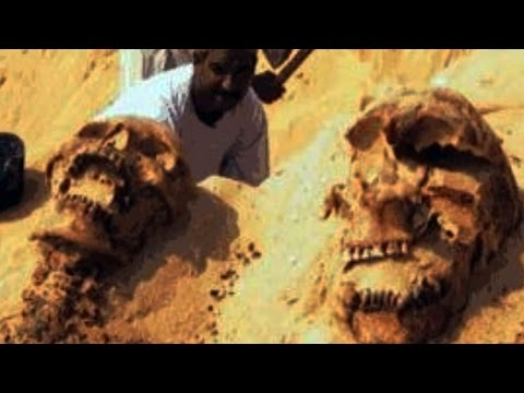 Ancient Giants & Nephilim COVER UP Shocking Proof They Really Existed