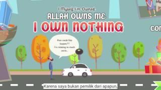 [Kartun Islami] Sabar & Hadiahnya - Nouman Ali Khan