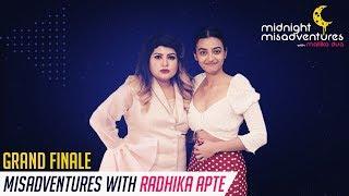 Radhika & Shalishka's Candid Misadventures |Midnight Misadventures with Mallika Dua - Season Finale