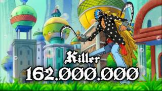 One Piece - Eleven Supernovas [AMV]