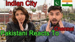 Pakistani Reacts To | Chennai (Madras) - Health Capital of India | Chennai Beach India