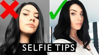 How To Take Your Best Selfies! // Rachel Aust
