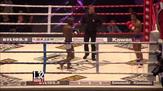 Glory 7 Milan - Sergio Wielzen vs Kaopon Lek (Full Video)