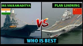Indian Defence News,Indian Aircraft Carrier vs Chinese Aircraft Carrier,India vs China,Hindi