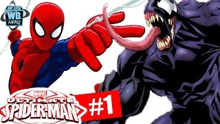 Ultimate Spider-Man - Shocker VS Spider-Man Gameplay Episode 1