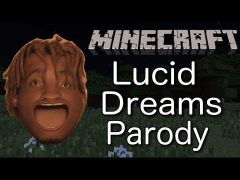Xxx Mp4 Juice Wrld Lucid Dreams MINECRAFT PARODY Ft Galaxy Goats 3gp Sex