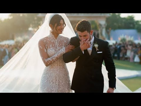 Xxx Mp4 Moments You Didn T See At Nick And Priyanka S Epic Wedding 3gp Sex