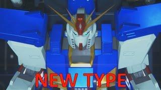 ガンダムブレイカー3 Gundam Breaker 3 ZZ 29 NEW TYPE 1080p