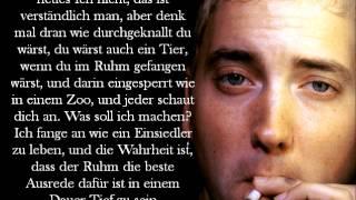 EMINEM - Going Through Changes - Deutsche Übersetzung/german lyrics
