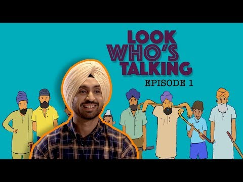 Xxx Mp4 ScoopWhoop Look Who S Talking Ep 01 Diljit Dosanjh 3gp Sex