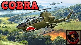 AH-1 Cobra Attack Helicopter Series - American Classic Gunship