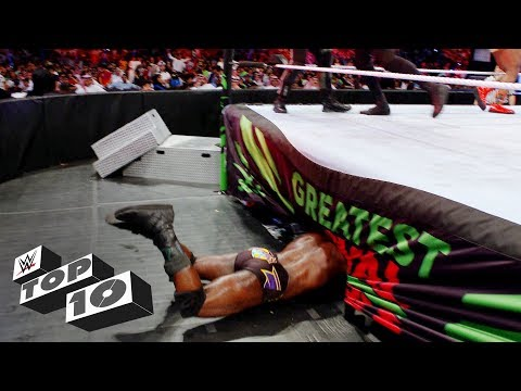 Xxx Mp4 Epic Superstar Fails WWE Top 10 May 7 2018 3gp Sex