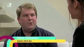 Interview over '1814, De Vergeten Veldslag' op Trendiez (RTV)