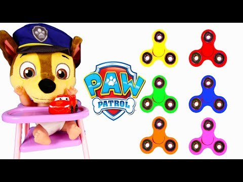 Xxx Mp4 Fidget Spinners Learning Colors With Paw Patrol Chase Skye School With Gumballs Finger Family Song 3gp Sex