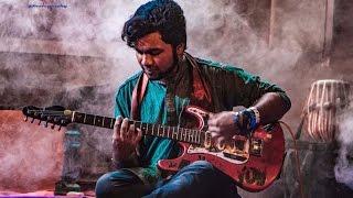 Aj Sraboner Batas Buke - Rupankar Bagchi on Guitar by Fuad Bin Alam