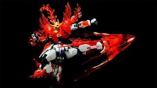 1/144 HGBF TRY Burning Gundam   REVIEW