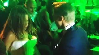 Sofia Vergara Emmys Nip Slip While Dancing With Derek Hough