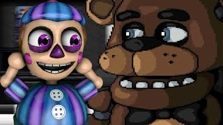 JJ PLAYS: Super FNAF (Night 3) || find the cake.... for the happiest day....