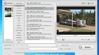 convert MTS to MKA - Free MTS Converting to MKA - MTS Video Converter