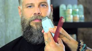 How to Trim a Beard by Daniel Alfonso featuring Roy Oraschin