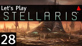 Stellaris Let's Play Part 28 - You Did It You Idiots - LP Hyperspace Space Grand Strategy