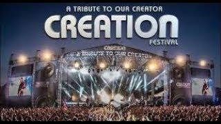 Creation Northeast Festival 2018   Vlog #2
