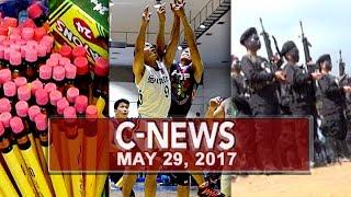 UNTV: C-News (May 29, 2017)
