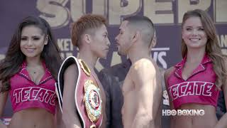 HBO Boxing News: Sor Rungvisai-Chocolatito Weigh-In Recap (HBO Boxing)