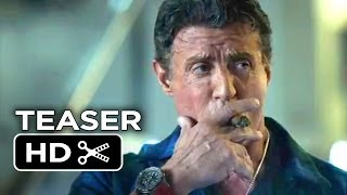 The Expendables 3 Teaser TRAILER 2 - Roll Call (2014) - Sylvester Stallone Movie HD