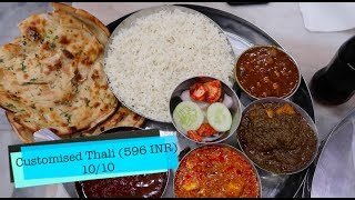 Food Of Amritsar- Part 2   Inside Kesar Da Dhaba & Pedhe Ki Lassi   Golgappa Girl