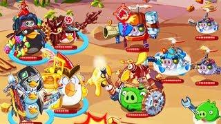 Angry Birds Epic - Event Raiding Party (Season 2) - Ep. 3