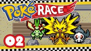 POKÉRACE #02 - Les Pokémon nous font du mal !