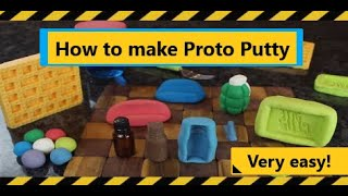 How to make Proto Putty