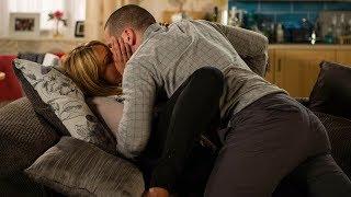 Corrie - Aidan cheats with Maria (HD)