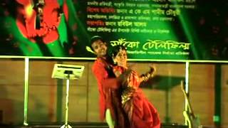 Morshedur Rahman Milon's Dance