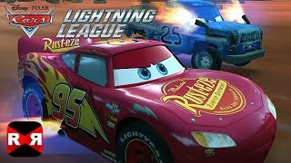 McQueen VS Broadside - Cars: Lightning League - iOS / Android Gameplay