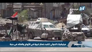 الجيش اليمني يتقدم في جبهتي حرض وحيران بمحافظة حجة