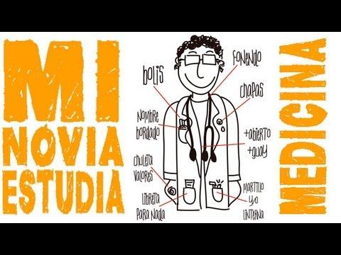 Mi novia estudia Medicina MONÓLOGO TEO 2013
