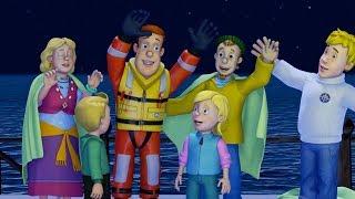 Sam el Bombero Español 🌟El bombero Sam está en peligro - Compilación de episodios 🔥Dibujos animados