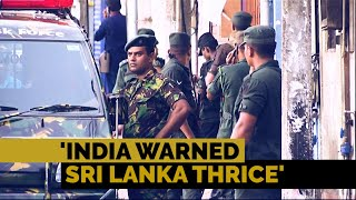 Watch: 'India helping Lanka prevent a second wave of bombings' I HT Conversations