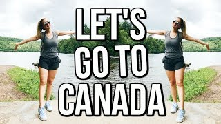 LET'S GO TO CANADA | Visiting Joey