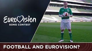 Euro 2016 meets Eurovision Song Contest?