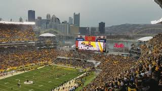 2017-12-17 - Steelers vs Patriots - Player Introductions