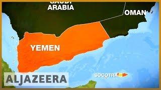 🇾🇪 🇦🇪 Yemen government says UAE sending separatist fighters to Socotra | Al Jazeera English