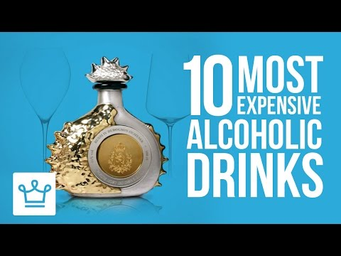 Top 10 Most Expensive Alcoholic Drinks