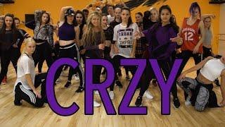 Kehlani - CRZY #CRZYStrong - Suga N Spice Crew