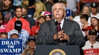 West Virginia's Coaligarch Governor Switches Parties