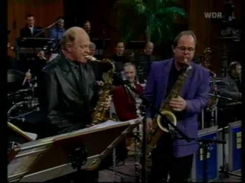 Don Menza WDR Big Band part 1